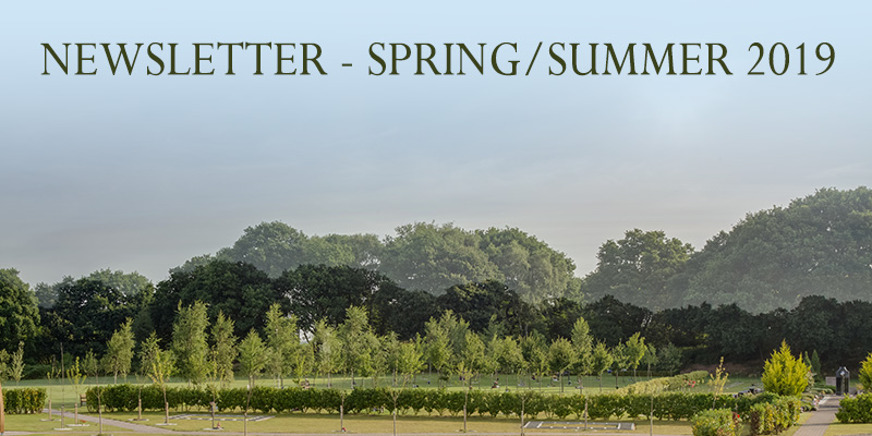 Newsletter - Spring/Summer 2019